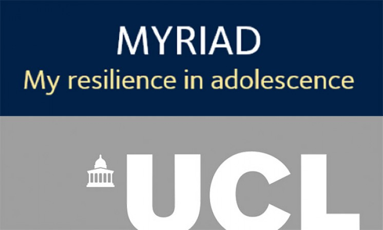 MYRIAD - My resilience in adolescence